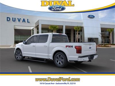 2020 Ford F-150 SuperCrew Cab 4x4, Pickup #LFC79115 - photo 2