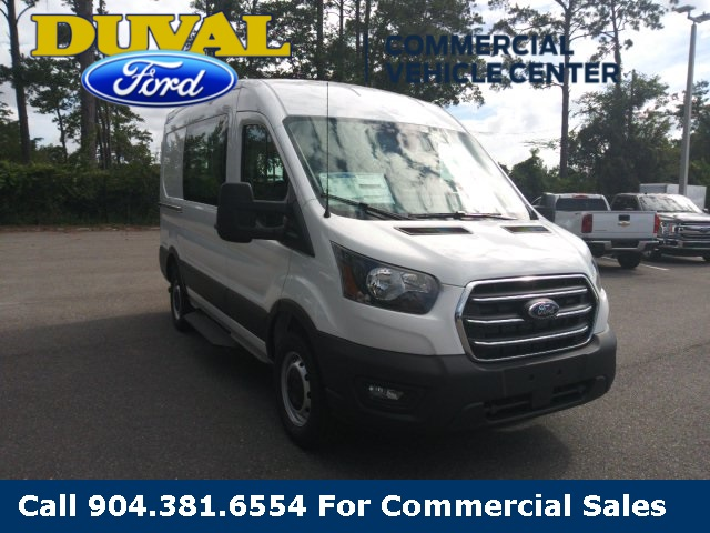 new 2020 ford transit 150 crew van for sale in jacksonville fl lka03352 2020 ford transit 150 med roof rwd crew van stock lka03352