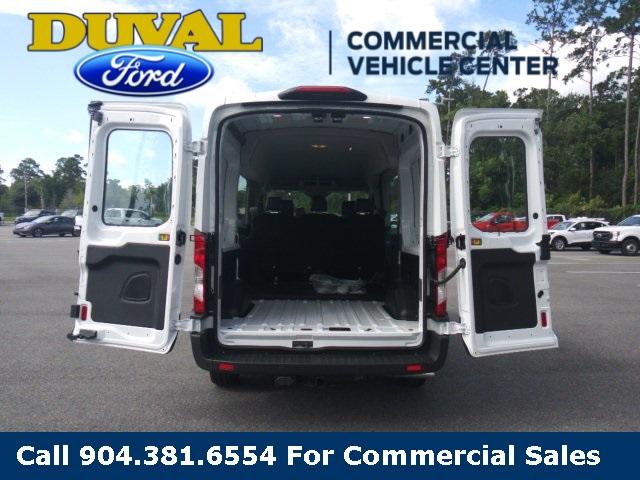 2020 Ford Transit 150 Med Roof RWD, Empty Cargo Van #LKA03352 - photo 2