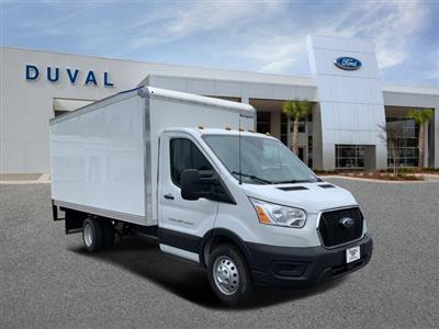 2020 Transit 350 HD DRW RWD, Rockport Cutaway Van #LKA10371 - photo 1