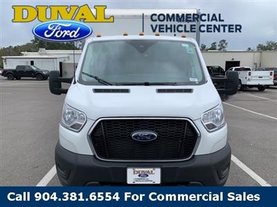 2020 Ford Transit 350 HD DRW RWD, Rockport Cutaway Van #LKA10371 - photo 5