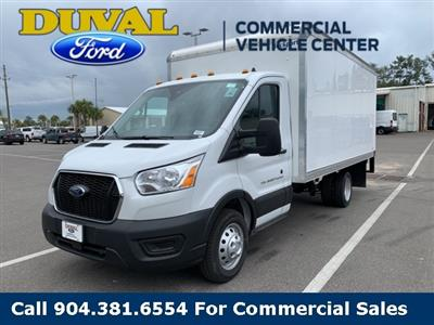 2020 Ford Transit 350 HD DRW RWD, Rockport Cutaway Van #LKA10371 - photo 6