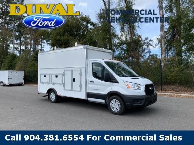2020 Transit 350 RWD, Rockport Service Utility Van #LKA10389 - photo 1