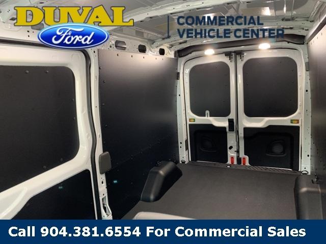 2020 Ford Transit 250 Med Roof AWD, Empty Cargo Van #LKA12856 - photo 1
