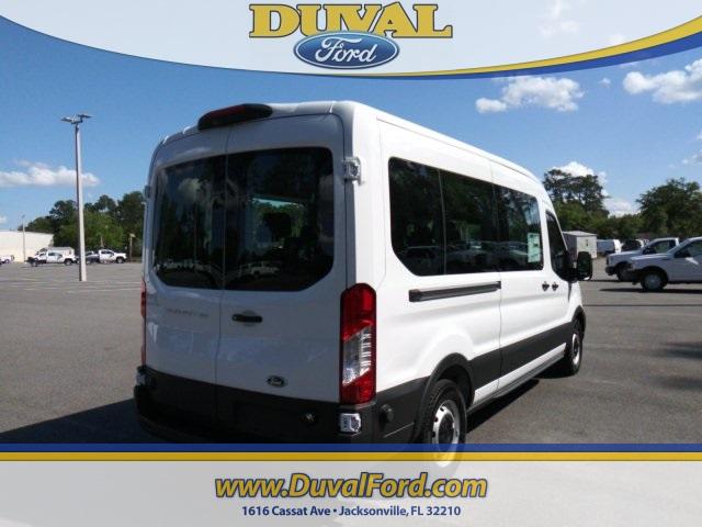 2020 Transit 350 Med Roof RWD, Passenger Wagon #LKA15881 - photo 1