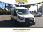2020 Ford Transit 250 Med Roof RWD, Empty Cargo Van #LKA33771 - photo 1