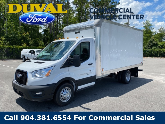 2020 Ford Transit 350 HD AWD, Knapheide KCA Cutaway Van #LKA46289 - photo 4