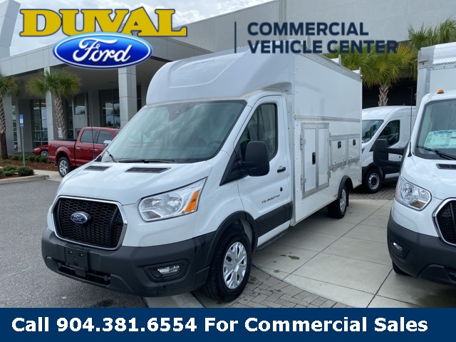 2020 Ford Transit 350 RWD, Rockport Service Utility Van #LKA50976 - photo 1