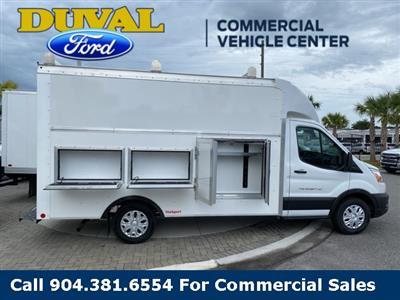 2020 Ford Transit 350 RWD, Rockport Workport Service Utility Van #LKA50976 - photo 6