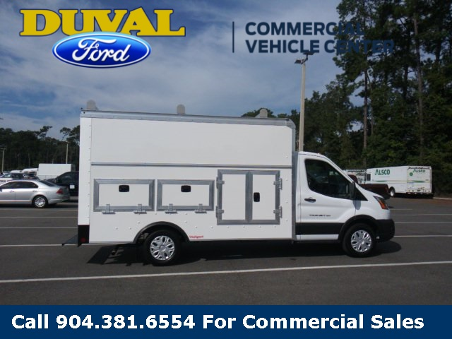 2020 Ford Transit 350 RWD, Rockport Workport Service Utility Van #LKB18562 - photo 8