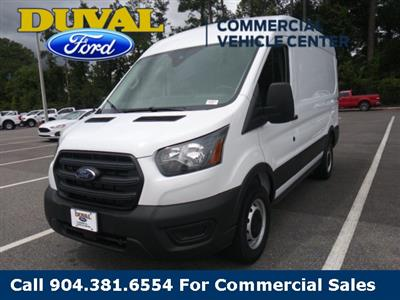 2020 Ford Transit 250 Med Roof RWD, Empty Cargo Van #LKB23876 - photo 1