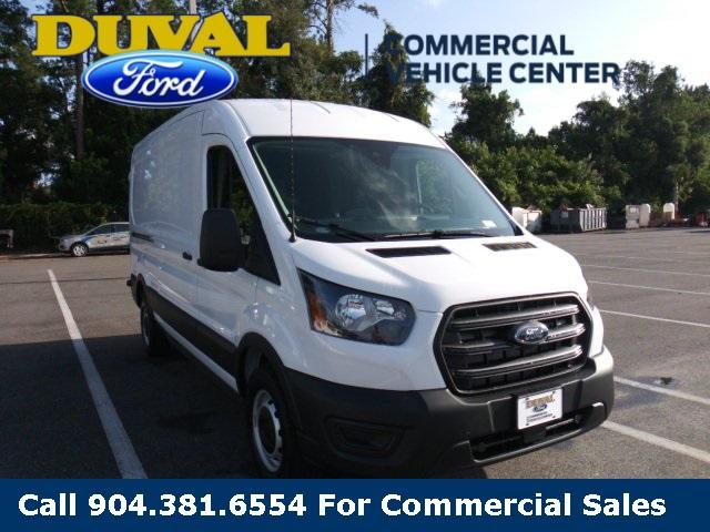 2020 Ford Transit 250 Med Roof RWD, Empty Cargo Van #LKB23878 - photo 1