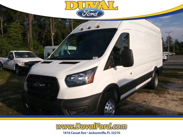2020 Ford Transit 350 HD High Roof DRW RWD, Empty Cargo Van #LKB35439 - photo 1