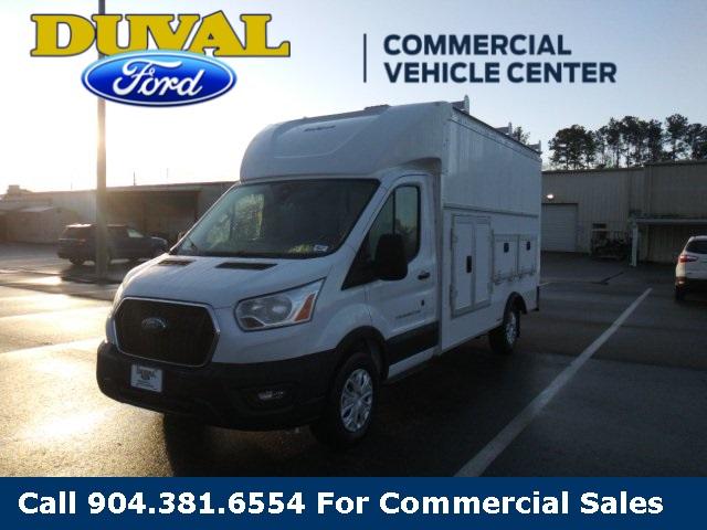 2020 Ford Transit 350 4x2, Rockport Workport Service Utility Van #LKB41554 - photo 4