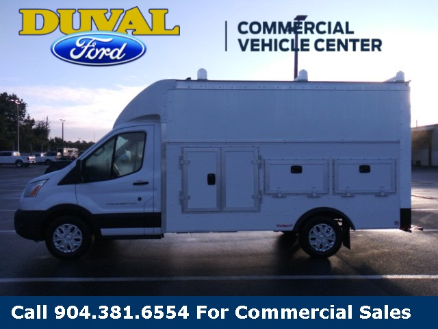 2020 Ford Transit 350 4x2, Rockport Workport Service Utility Van #LKB41554 - photo 5