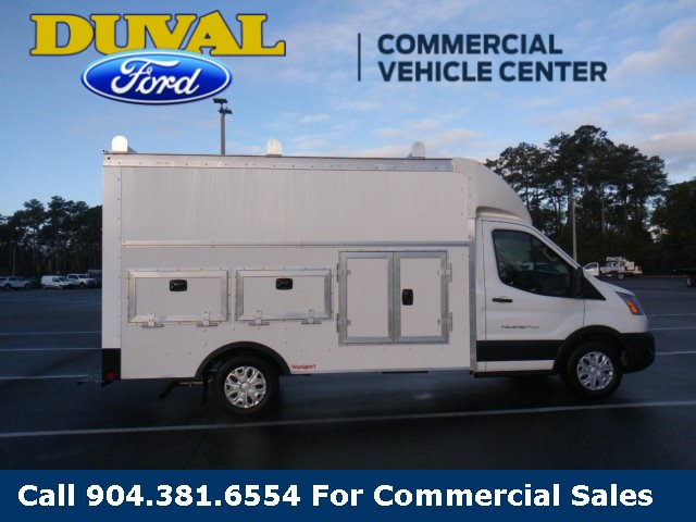 2020 Ford Transit 350 4x2, Rockport Workport Service Utility Van #LKB41554 - photo 8