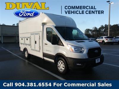 2020 Ford Transit 350 4x2, Rockport Workport Service Utility Van #LKB41554 - photo 1
