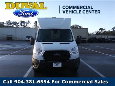 2020 Ford Transit 350 4x2, Rockport Workport Service Utility Van #LKB41554 - photo 3