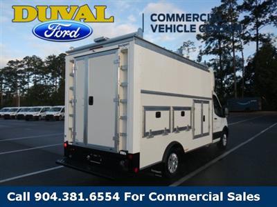 2020 Ford Transit 350 4x2, Rockport Workport Service Utility Van #LKB41554 - photo 2