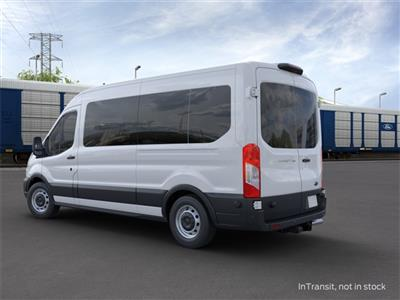 2020 Ford Transit 350 Med Roof RWD, Passenger Wagon #LKB42417 - photo 2
