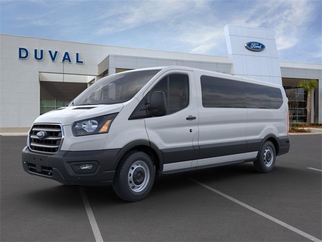 2020 Ford Transit 350 Low Roof RWD, Passenger Wagon #LKB42419 - photo 1