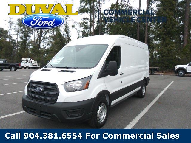 2020 Ford Transit 250 Med Roof 4x2, Sortimo Upfitted Cargo Van #LKB65047 - photo 1