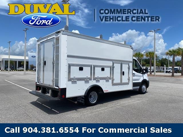 2020 Ford Transit 350 HD Low Roof DRW 4x2, Rockport Service Utility Van #LKB76397 - photo 1