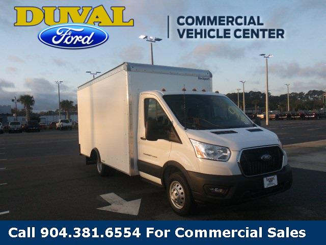 2020 Ford Transit 350 HD DRW 4x2, Rockport Cutaway Van #LKB76399 - photo 1