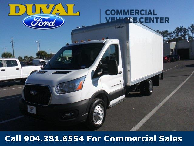 2020 Ford Transit 350 HD DRW 4x2, Rockport Cutaway Van #LKB76400 - photo 1
