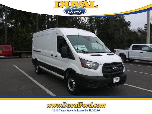 2020 Ford Transit 250 Med Roof 4x2, Empty Cargo Van #LKB77376 - photo 1