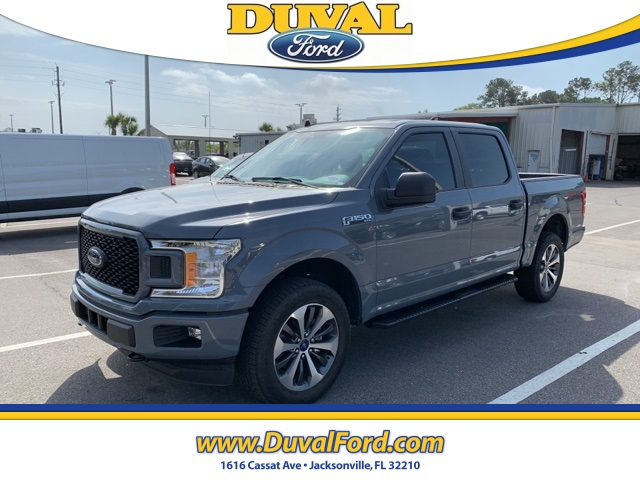 2020 F-150 SuperCrew Cab 4x4, Pickup #LKD00768 - photo 1