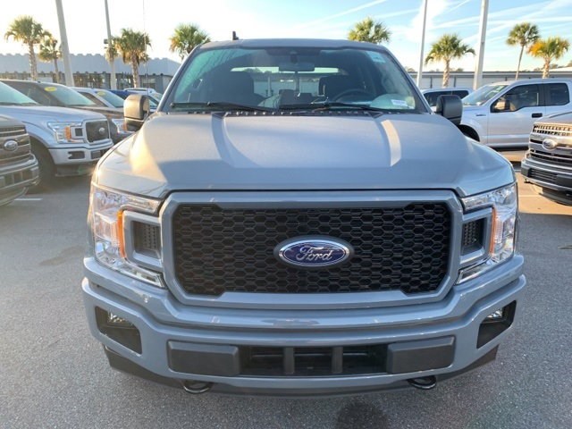 2020 F-150 SuperCrew Cab 4x4, Pickup #LKD00768 - photo 3