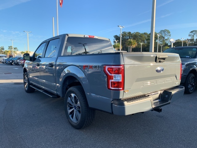 2020 F-150 SuperCrew Cab 4x4, Pickup #LKD00768 - photo 7