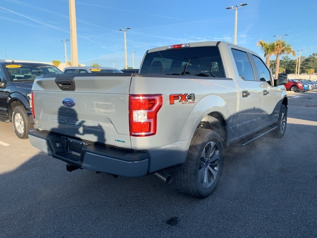 2020 F-150 SuperCrew Cab 4x4, Pickup #LKD00768 - photo 9