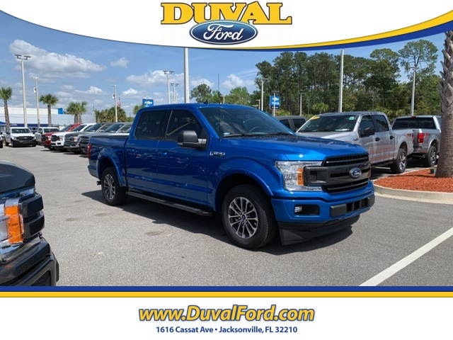 2020 F-150 SuperCrew Cab 4x2, Pickup #LKD98203 - photo 1