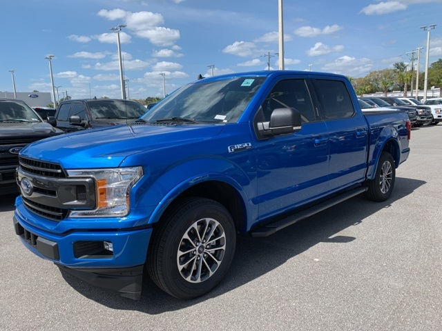 2020 F-150 SuperCrew Cab 4x2, Pickup #LKD98203 - photo 5