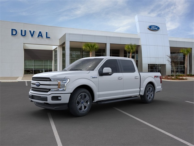 2020 Ford F-150 SuperCrew Cab 4x4, Pickup #LKE77703 - photo 1