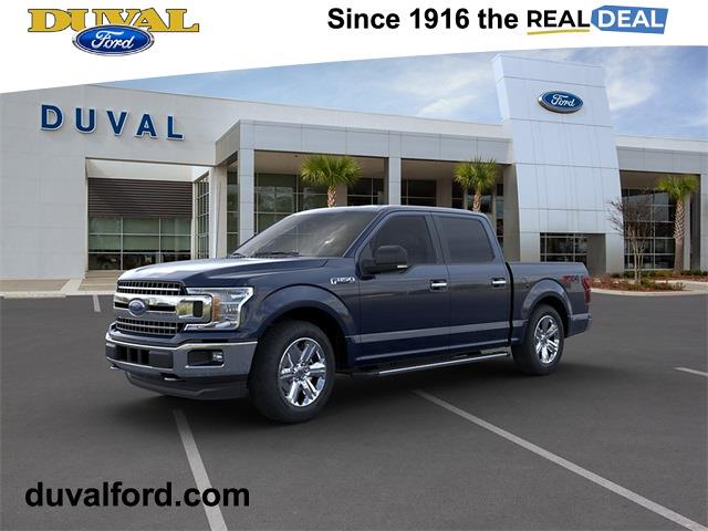 2020 Ford F-150 SuperCrew Cab 4x4, Pickup #LKF14539 - photo 3