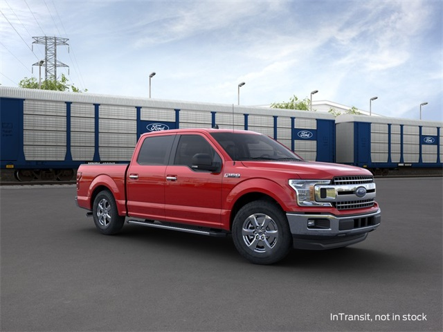 2020 Ford F-150 SuperCrew Cab 4x2, Pickup #LKF33421 - photo 7