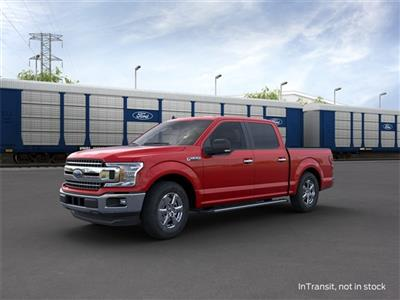 2020 Ford F-150 SuperCrew Cab 4x2, Pickup #LKF33421 - photo 1