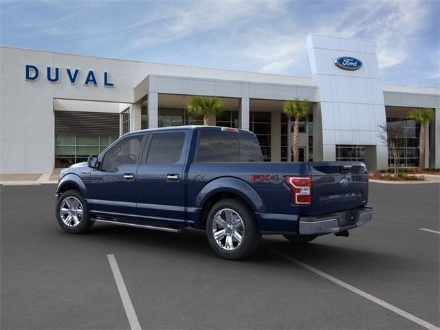 2020 Ford F-150 SuperCrew Cab 4x4, Pickup #LKF33422 - photo 2