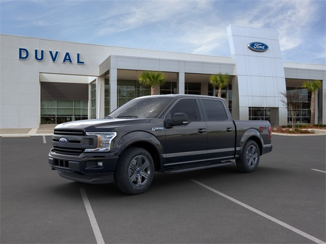2020 Ford F-150 SuperCrew Cab 4x4, Pickup #LKF33428 - photo 1