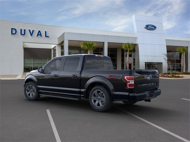 2020 Ford F-150 SuperCrew Cab 4x4, Pickup #LKF33428 - photo 2
