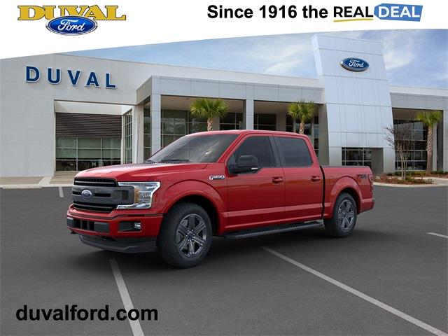 2020 Ford F-150 SuperCrew Cab 4x4, Pickup #LKF33432 - photo 1