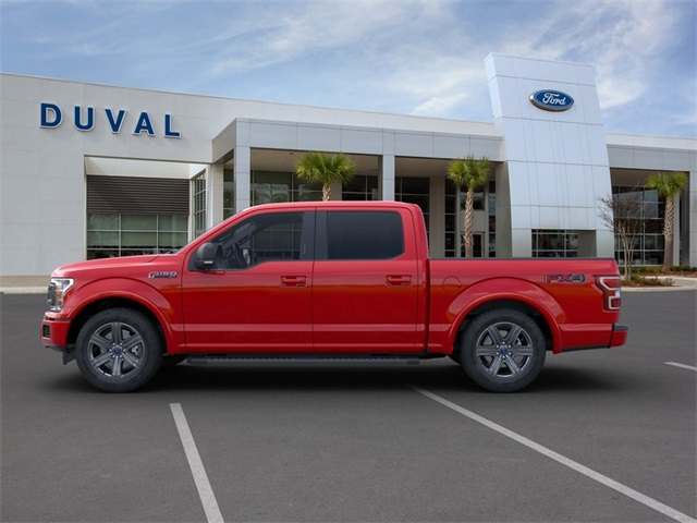 2020 Ford F-150 SuperCrew Cab 4x4, Pickup #LKF33432 - photo 4