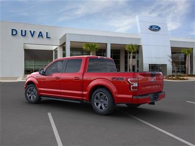2020 Ford F-150 SuperCrew Cab 4x4, Pickup #LKF33432 - photo 2