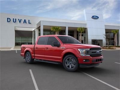 2020 Ford F-150 SuperCrew Cab 4x4, Pickup #LKF33432 - photo 7