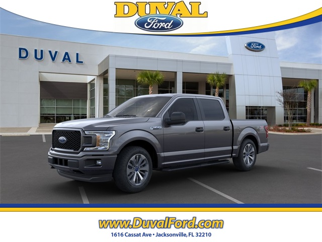 2020 Ford F-150 SuperCrew Cab 4x4, Pickup #LKF33885 - photo 1