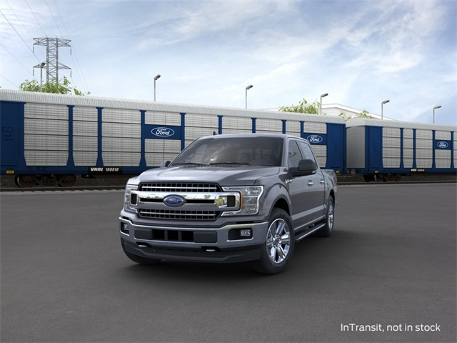 2020 Ford F-150 SuperCrew Cab 4x4, Pickup #LKF44733 - photo 3