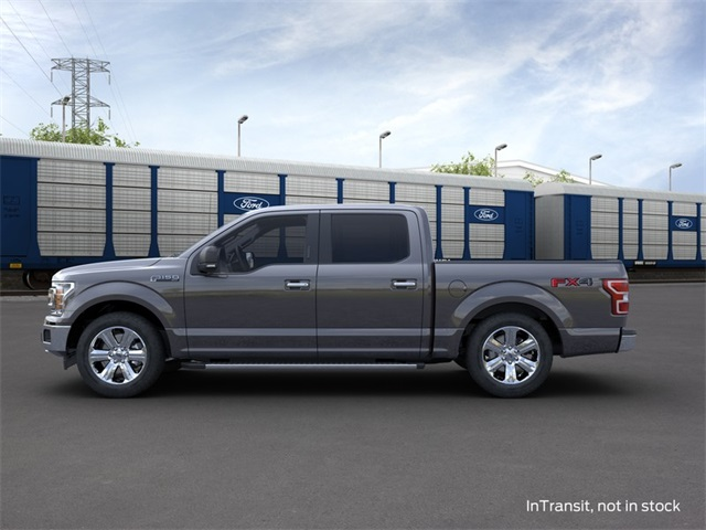 2020 Ford F-150 SuperCrew Cab 4x4, Pickup #LKF44733 - photo 4